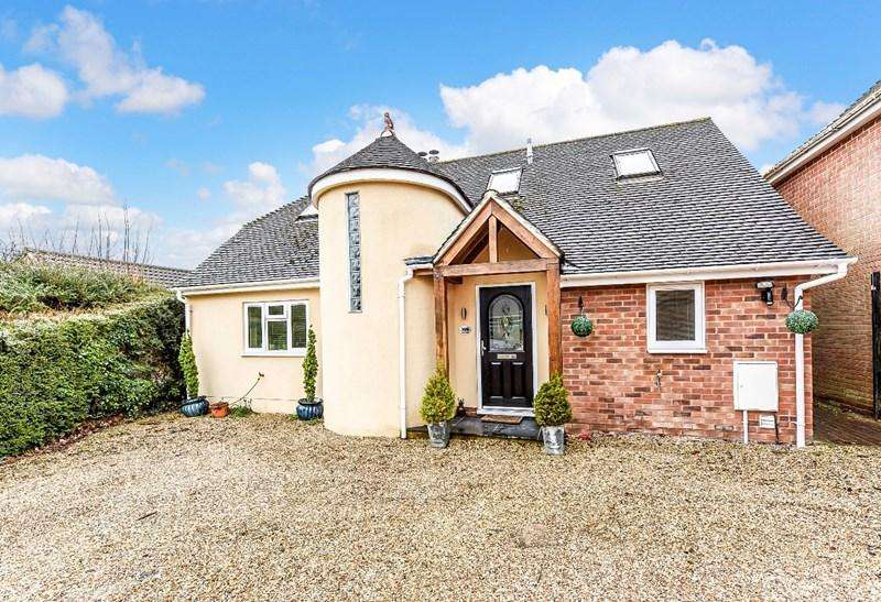 4 Bedrooms Detached House for sale in London Road, Andover