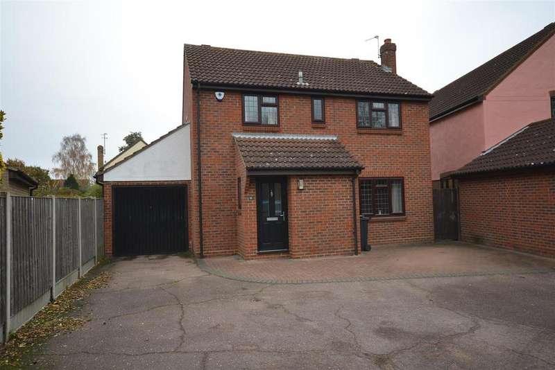 4 Bedrooms House for rent in Dunlin Court, Kelvedon, Colchester