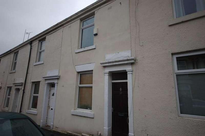 2 Bedrooms Terraced House for sale in Angela Street, Blackburn