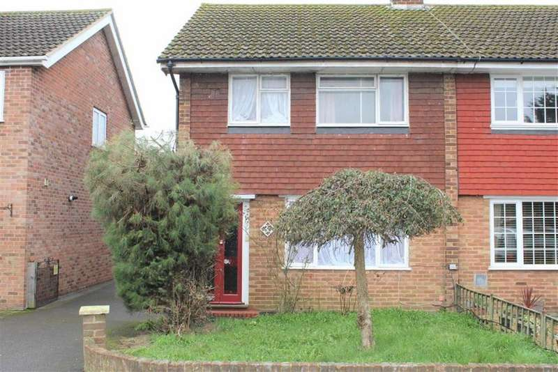 3 Bedrooms End Of Terrace House for sale in Laburnum Grove, Langley, Berkshire