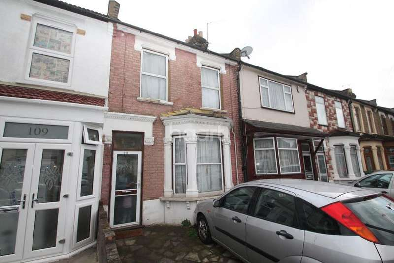 3 Bedrooms Terraced House for sale in Shrewsbury Road, Forest Gate
