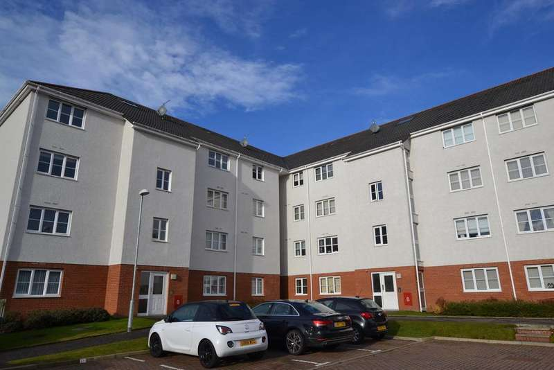 2 Bedrooms Flat for sale in Flat 3/2, 15 Brodie Drive, Glasgow, G69 6FD