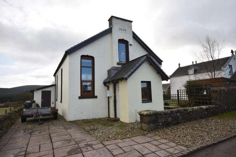 2 Bedrooms House for sale in 49 Gateside Road, Biggar, ML12 6SL