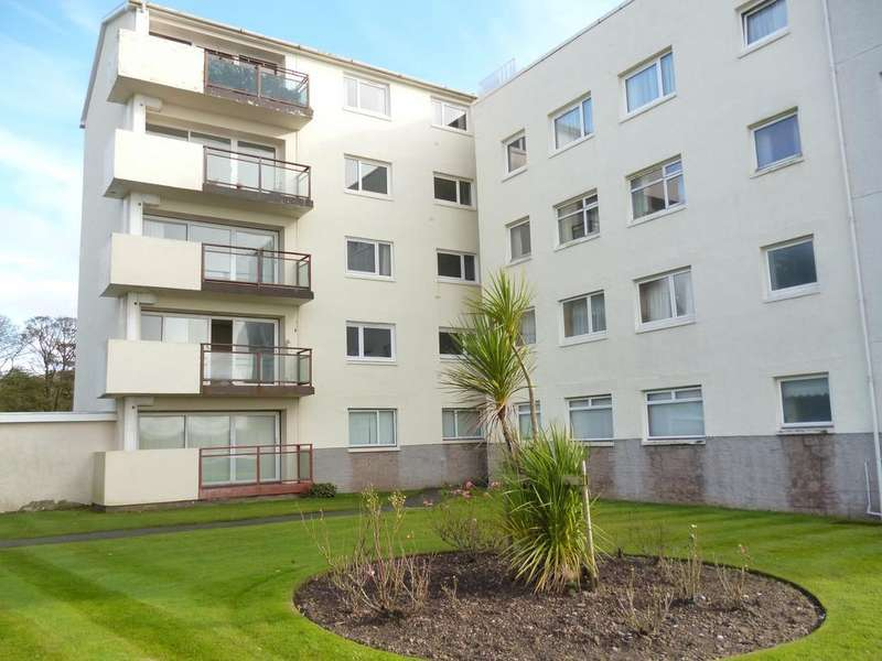 3 Bedrooms Ground Flat for sale in 6 Castlebay Court, Largs, KA30 8DS