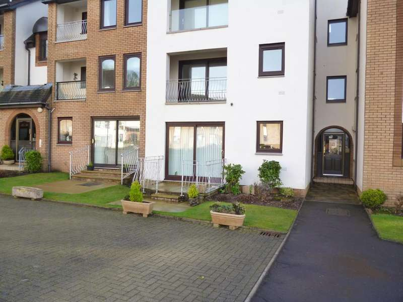 1 Bedroom Ground Flat for sale in 6 Hollywood, Largs, KA30 8SP