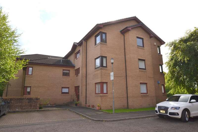 3 Bedrooms Flat for sale in Flat 28, 2 Woodend Court, Mount Vernon Glasgow, G32 9QZ