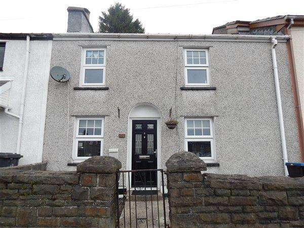 2 Bedrooms Terraced House for sale in King Street, Brynmawr. NP23 4ST