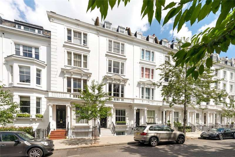 7 Bedrooms Terraced House for sale in Palace Gardens Terrace, Kensington, London