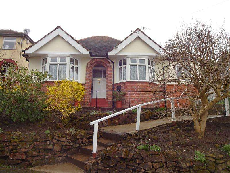 3 Bedrooms Detached Bungalow for sale in Stourbridge Road, Kidderminster DY10 2QE