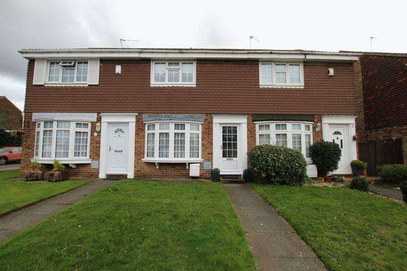 2 Bedrooms Terraced House for sale in The Marlowes, Crayford