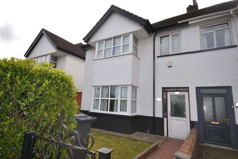 4 Bedrooms Semi Detached House for sale in Taff Embankment, Grangetown, Cardiff, CF11