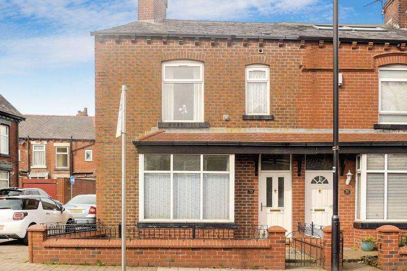 2 Bedrooms Terraced House for sale in Thicketford Road, Bolton
