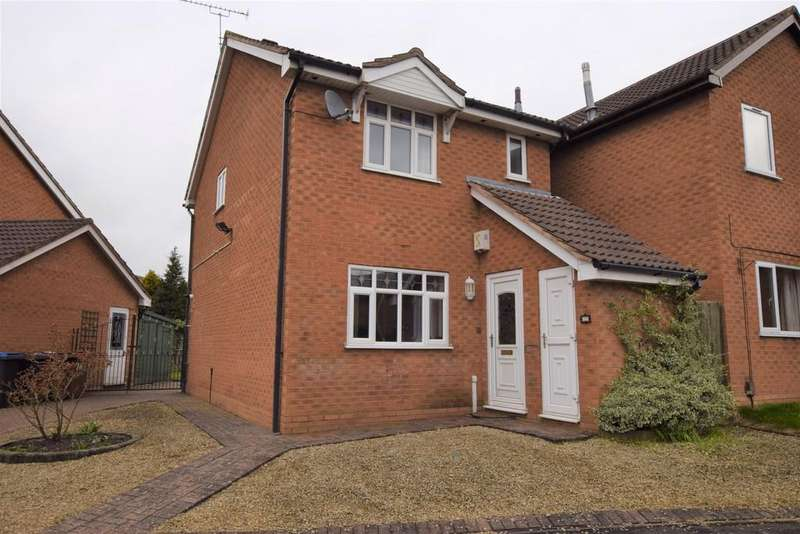 3 Bedrooms Detached House for rent in Nelson Drive , Hinckley