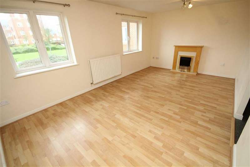 2 Bedrooms Apartment Flat for sale in Saltash Road, Churchward, Swindon