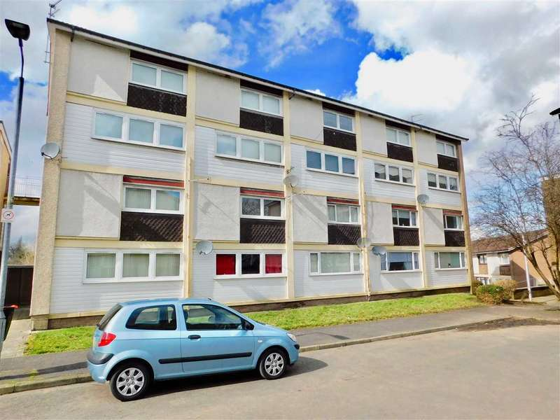 2 Bedrooms Maisonette Flat for sale in Salvia Street, Cambuslang