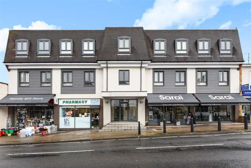 Studio Flat for sale in Guildgate House, High Street, Crowthorne