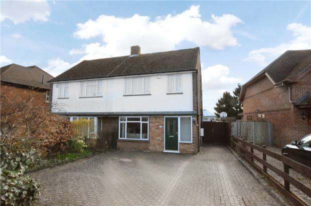 4 Bedrooms Semi Detached House for sale in Bernards Way, Flackwell Heath, High Wycombe