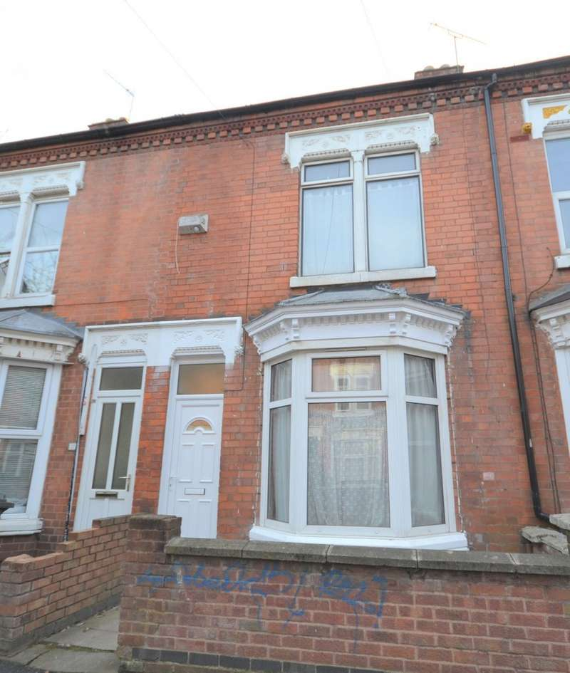 3 Bedrooms Terraced House for sale in Gaul Street, Leicester, Leicester LE3