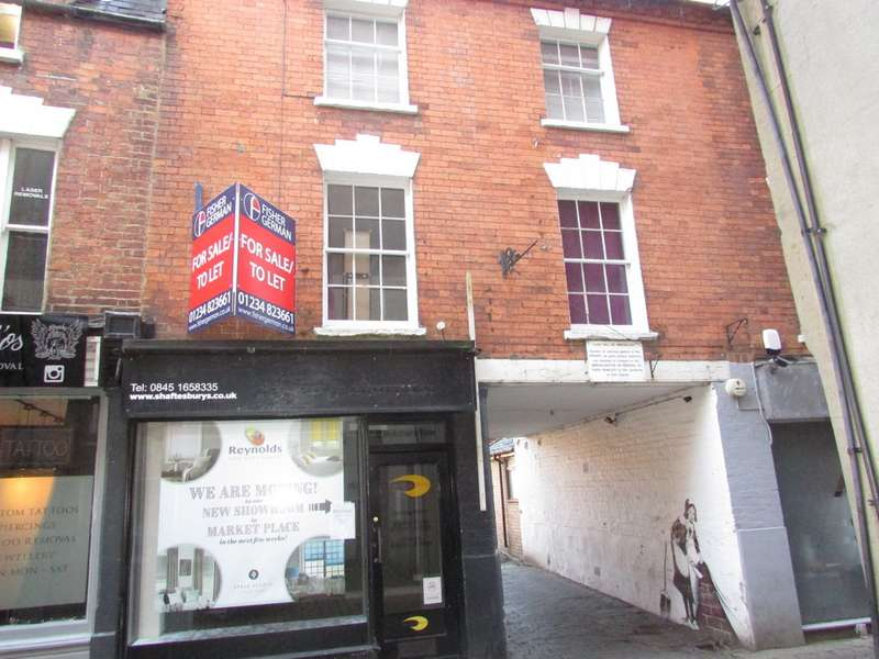 3 Bedrooms Apartment Flat for sale in Butchers Row, Banbury OX16