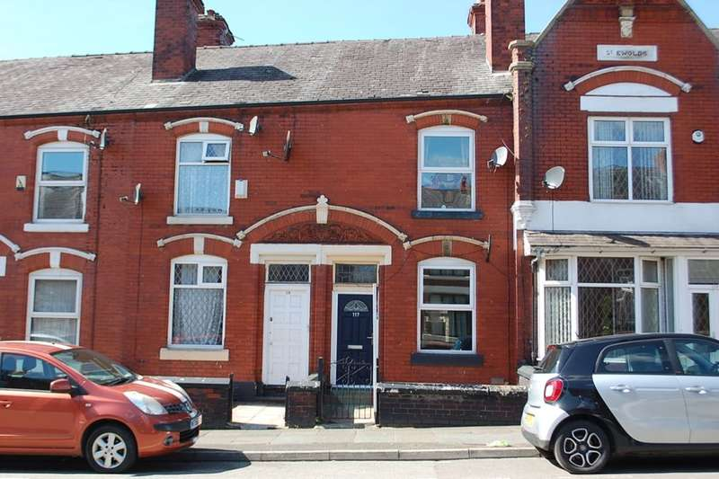 3 Bedrooms Terraced House for sale in Henrietta Street, Ashton-Under-Lyne, OL6