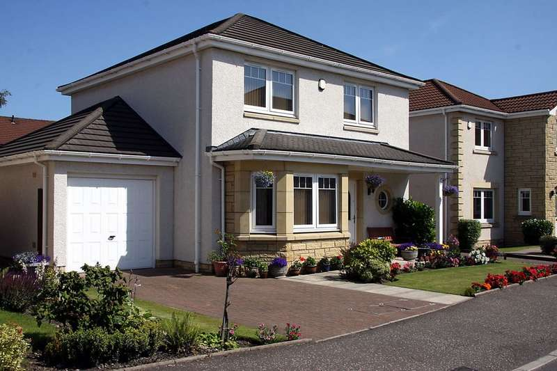 3 Bedrooms Detached House for sale in Rosemount Grove, Leven, KY8