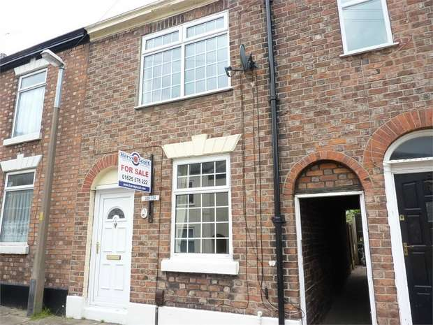2 Bedrooms Terraced House for sale in Peel Street, Macclesfield, Cheshire