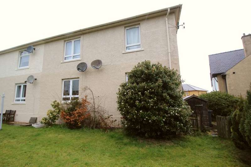 2 Bedrooms Semi Detached House for sale in Mars Gardens, Wormit, Newport-On-Tay, DD6