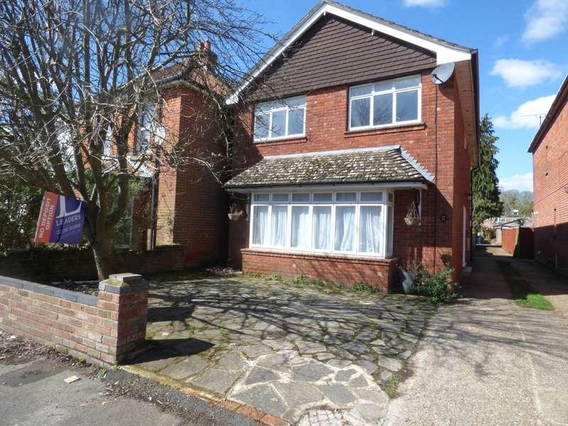 4 Bedrooms Detached House for rent in Scotter Road, Bishopstoke, Eastleigh