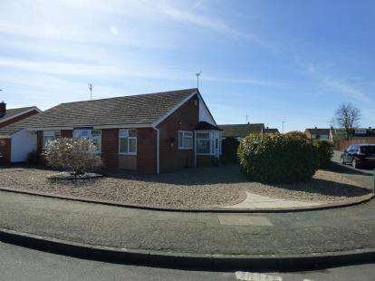 2 Bedrooms Bungalow for sale in Worcester Avenue, Birstall, Leicester, Leicestershire