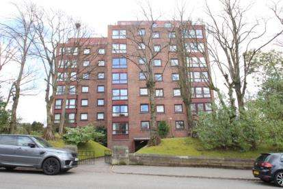 2 Bedrooms Flat for sale in Cleveden Drive, Kelvinside, Glasgow