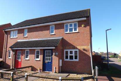 2 Bedrooms Semi Detached House for sale in Sorrell Way, Biggleswade, Bedfordshire