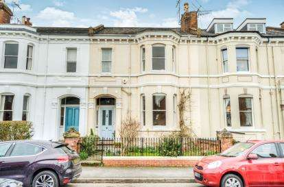 4 Bedrooms Terraced House for sale in Heath Terrace, Leamington Spa, Warwickshire, England