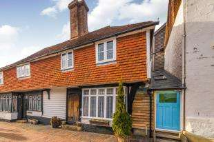 3 Bedrooms Semi Detached House for sale in High Street, Burwash, Etchingham, East Sussex