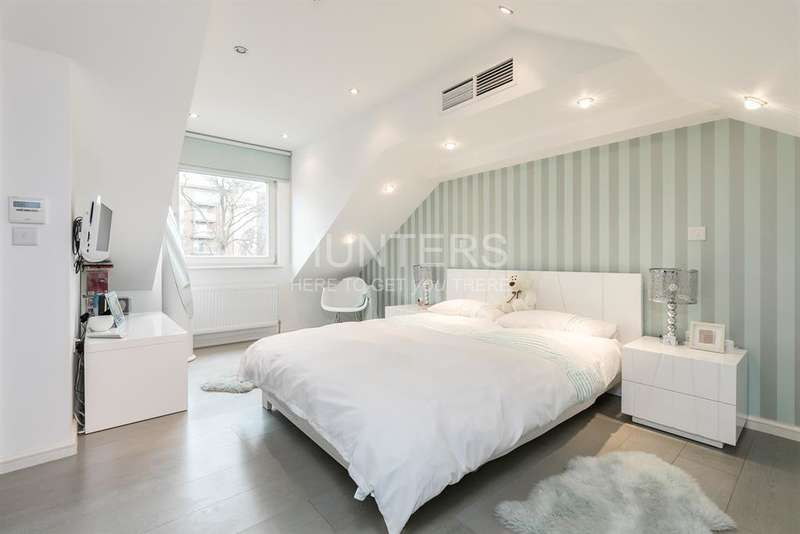 2 Bedrooms Flat for sale in Sherriff Road, London, NW6 2AS