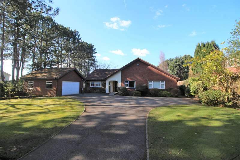 3 Bedrooms Detached Bungalow for sale in Baskervyle Road, Gayton, Wirral, CH60 8NL