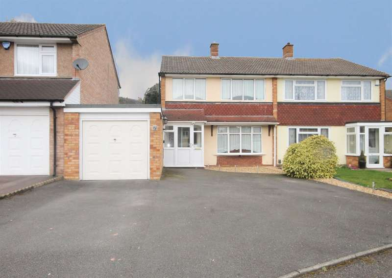 3 Bedrooms Semi Detached House for sale in Yeovilton, Tamworth, B79 8SJ