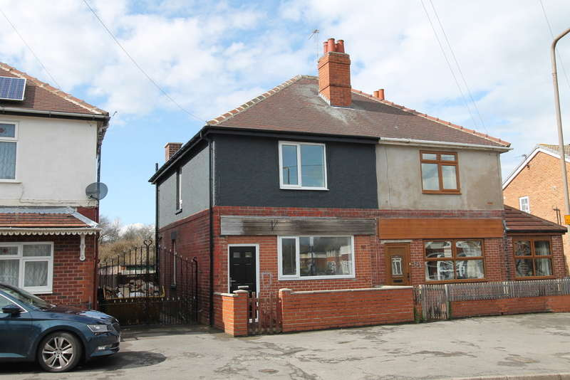4 Bedrooms Semi Detached House for rent in Cross Lane, Royston, Barnsley, S71 4AP