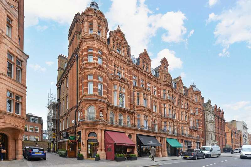 3 Bedrooms Apartment Flat for sale in Mount Street, Mayfair W1