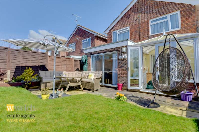 5 Bedrooms Detached House for sale in Taw Close, Worthing, West Sussex, BN13 3PQ