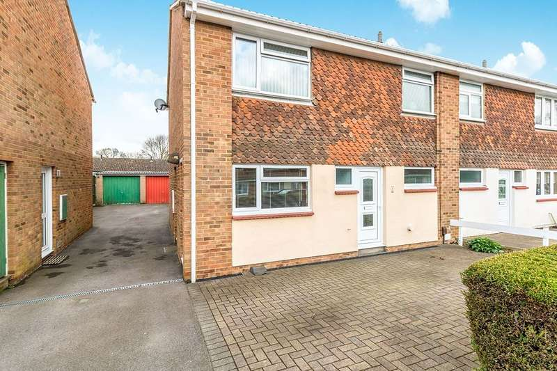 3 Bedrooms Semi Detached House for sale in Hartley Close, MAIDSTONE, ME15