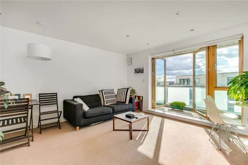 1 Bedroom Flat for sale in Flat 32, Jersey Court, Dairy Close, London, SW6