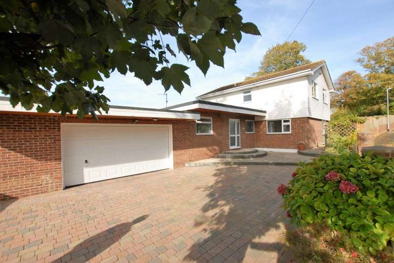 5 Bedrooms Detached House for sale in Cannongate Road, Hythe, CT21