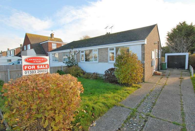 2 Bedrooms Bungalow for sale in Shepherds Walk, Hythe, CT21