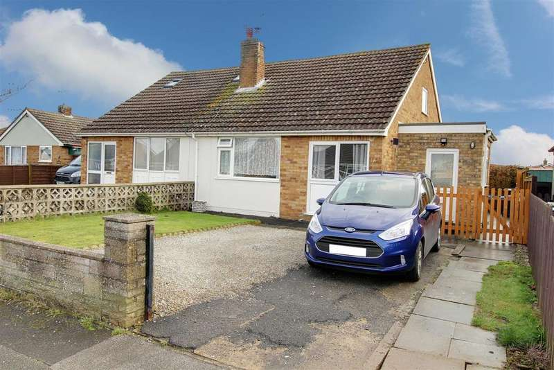 3 Bedrooms Semi Detached Bungalow for sale in Harris Boulevard, Mablethorpe