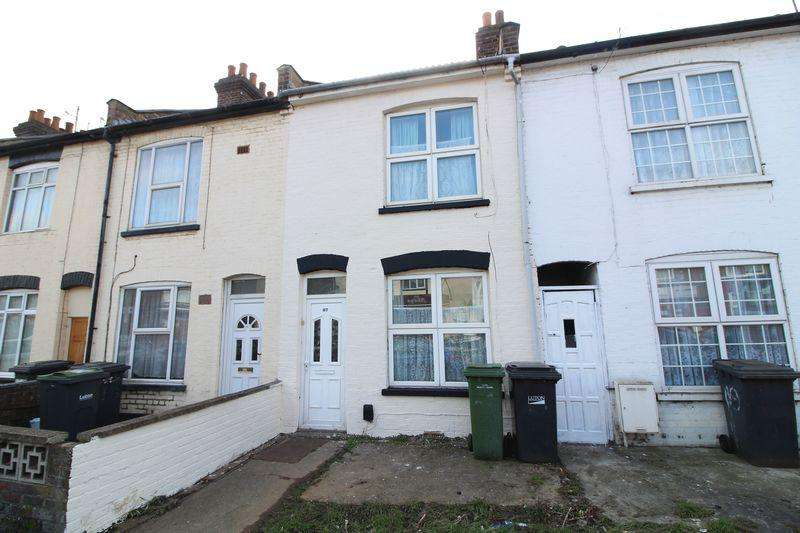 2 Bedrooms Terraced House for sale in Two/Three Bed Home, Bury Park Road, Luton