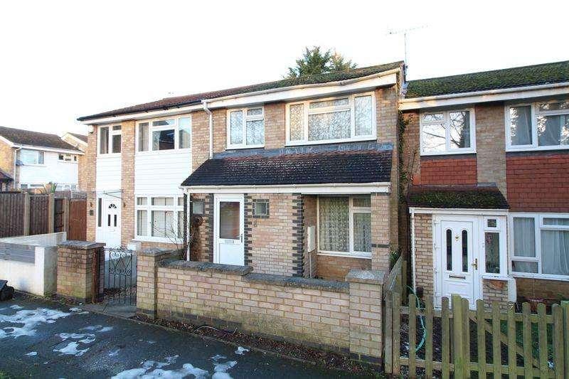 3 Bedrooms Terraced House for sale in Three bedroom in Kimpton Close, Hemel Hempstead