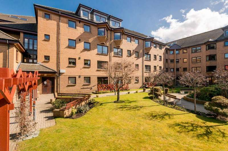 1 Bedroom Retirement Property for sale in 173/417 Carlyle Court, Comely Bank Road, Edinburgh, EH4 1DJ