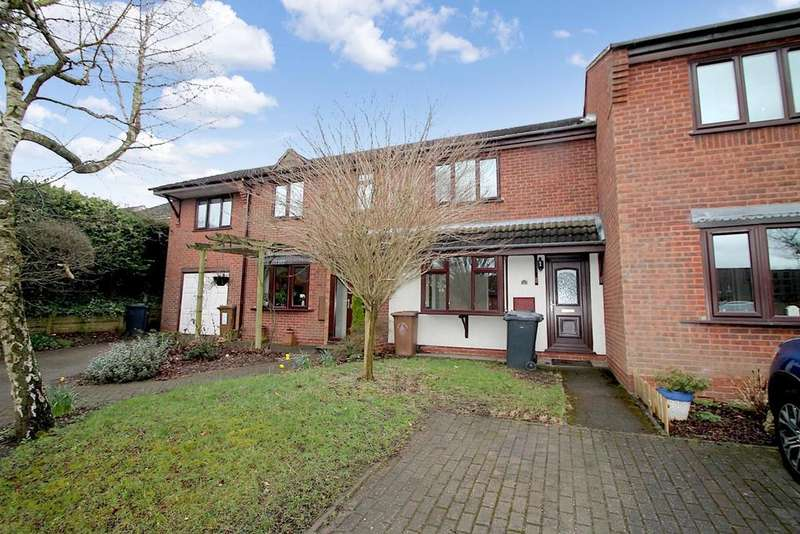 2 Bedrooms Terraced House for sale in Highfields, Burntwood