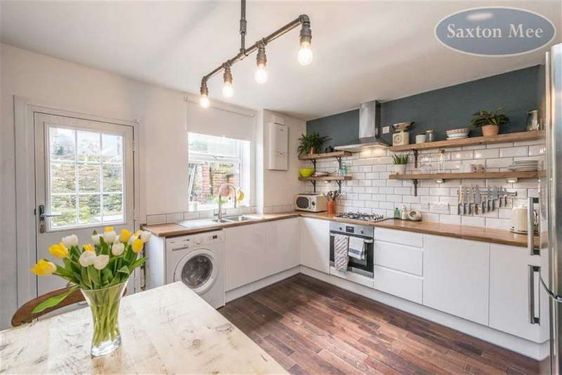 3 Bedrooms Terraced House for sale in Mulehouse Road, Crookes, Sheffield, S10