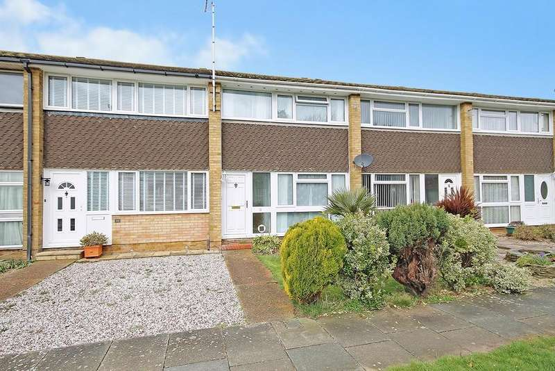 2 Bedrooms Terraced House for sale in The Tynings, Lancing